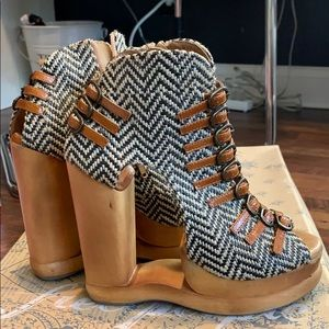 Jeffrey Campbell Springer heels